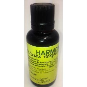 Voies Respiratoires Elixirs Harmonie Gem+ Bio 30 ml
