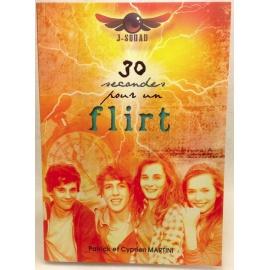 """Livre """"30 secondes pour un flirt"""""""