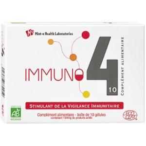 immuno4 - 10 gélules